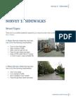 PBRI Revised Pedestrian Audit Tool--Sidewalks