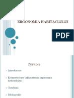 Ergonomia habitaclului auto