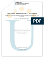 Modulo Desarrollo Organizacional 2010