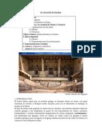 El Teatro en Roma