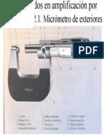 3 Clase Metrologia Imml Tipos de Micrometros