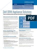 Dell OEM Appliance Slicksheet