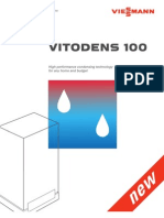 Viessmann Vitodens 100 WB1B High Efficiency Modulating Boiler Brochure