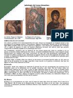 Simbología del Icono Bizantino