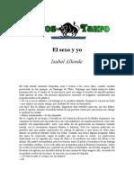 Allende, Isabel - El Sexo Y Yo