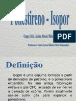 Poliestireno-isopor