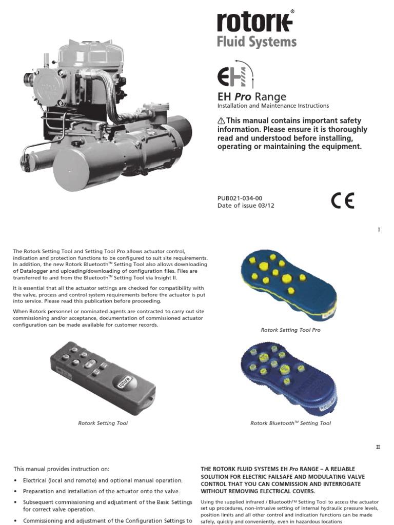 Rotork Actuators Wiring Diagram from imgv2-1-f.scribdassets.com