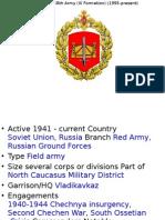 58-th army