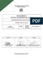 Control de Registros Ver. 3