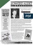 November 2013 HRWF Redwood Alert