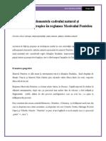 Raportul între elementele cadrului natural şi intervenţiile antropice în regiunea Masivului Penteleu