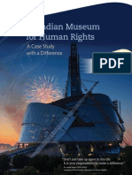 CMHR — A Case Study With a Difference