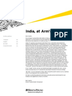 Indiaat Arms Length April to June 2012