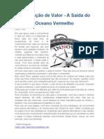 Inovação de Valor - A Saída do Oceano Vermelho