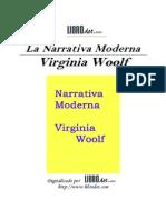 Virginia Woolf - La Narrativa Moderna