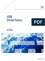 sSN08 SAN Best Practices