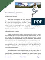 Monte Faro de Luz (Mensaje Septiembre 2013)