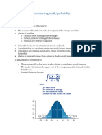 Quantitative Reasoning Notes