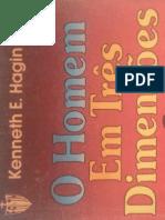 O ESPÍRITO HUMANO - O homem em três dimensões vol. I - Kenneth E. Hagin