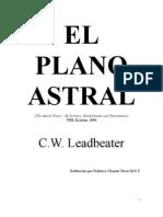 C.W. Lead Beater - El Plano Astral