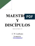 C.W. Lead Beater - Maestros y Discipulos