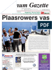 Platinum Gazette 18 September