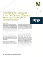 PureProteome IgG Purification