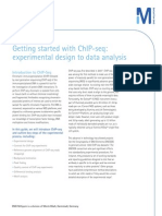 Getting Started With ChIP-Seq