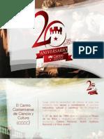 20 Aniversario El Mercader de Venecia Final