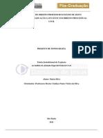 Modelo de Projeto de TCC
