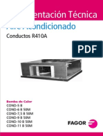Manual Conductos R410A