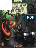 Arkham Horror Rulebook