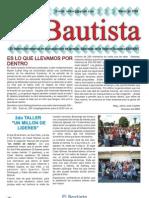 EL BAUTISTA AÑO 12 EDICIÓN 2
