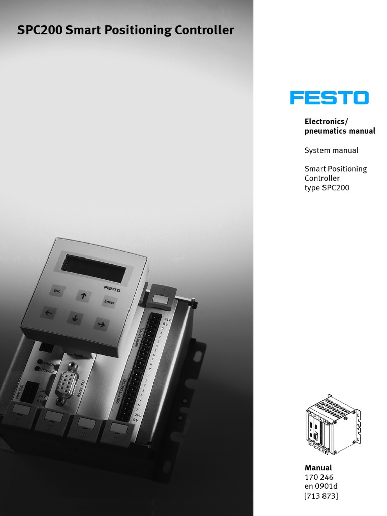 170246g1 Programmable Logic Controller Actuator Festo Limit Switch Wiring Diagram