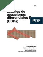 Pepe Aranda-metodos Matematicos Fisicas Complutense