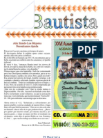 EL BAUTISTA AÑO 12 EDICIÓN Nº 4