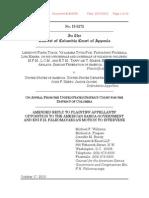 Faleomavaega, Reply to Response to Motion to Intervene