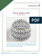 Faerie Queen Cuff