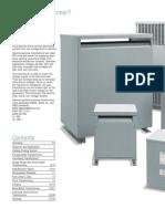 Siemens Dry transformer