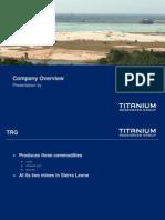Jean-Raymond Boulle, Titanium Resources Group