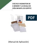 Test Bender Manual