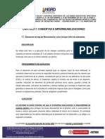 ESPECIFICACIONES TECNICAS CUBIERTAS