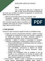to Do Corpo de Jurados 2009-2010
