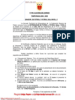 Convocatoria de Cursos Nivel-2_2008_2009 \ www.edpformacion.co.cc