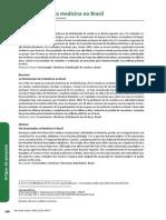Rev. Bioética-A feminização da medicina no Brasil 817-2614-1-PB