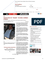"Subestructura de ""Chamalé"" vinculada a múltiples crímenes _ elPeriódico de Guatemala"