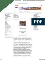 MESA GENERAL DE LA CRUZ ESPIRAL DEL SEÑOR SANTIAGO DE HISPANIA - DANZA CONCHERA ESPAÑA - CONCHEROS ESPAÑA - Testimonios1