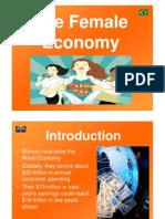 The Female Economy - Task 3780