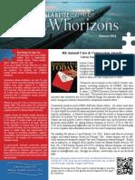 January 2014 Community Newsletter