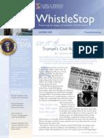 WhistleStop Summer 2008